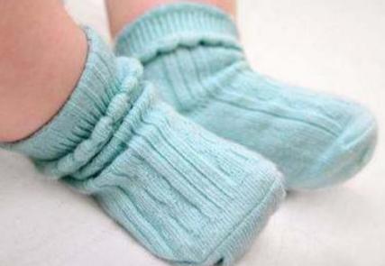 冬季要不要给宝宝穿袜子 要留意甚么