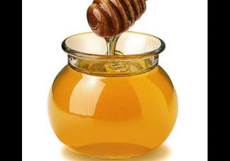 蜂蜜 秋季润肤好帮手