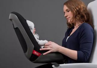 宝宝安全座椅安装在哪个位置好 儿童安全座椅最安全位置