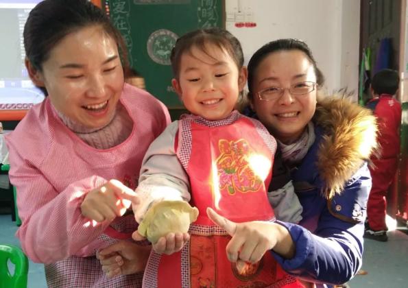 2018冬至幼儿园活动稿 幼儿园冬至活动吃汤圆吃饺子主持稿