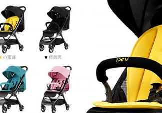 威凯小蜜蜂S2880婴儿推车怎么样 威凯S2880婴儿推车使用评测