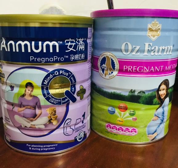 ozfarm孕妇奶粉怎么样 澳洲ozfarm孕妇奶粉测评