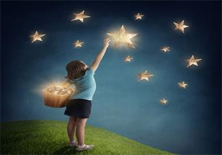 学龄前宝宝睡前故事 擦亮一颗星