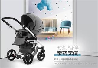 神马高景观婴儿车妈妈一个人推轻松吗 神马高景观婴儿车好不好