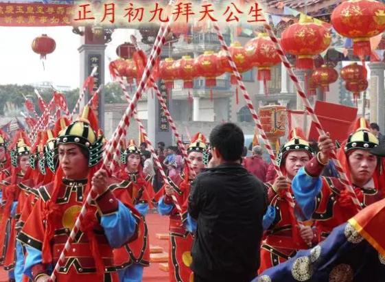 2019大年初九祝福语 猪年正月初九祝福朋友圈图片
