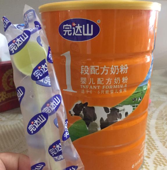 完达山奶粉1段好吗 完达山1段奶粉测评