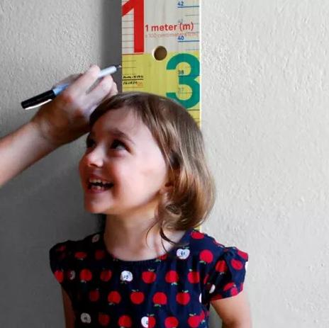 孩子每年长高多少才正常 判断孩子身高正常的方法