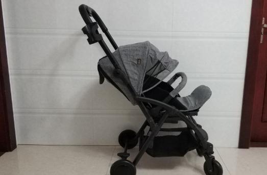 爱麟儿高景观婴儿车怎么样 爱麟儿双向婴儿车使用测评