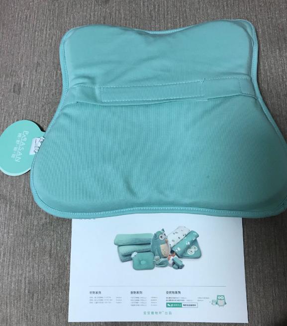 楠野爸爸宝宝记忆枕对宝宝偏头有用吗 楠野爸爸宝宝记忆枕使用感受