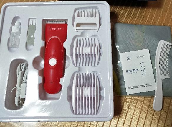 karpelle婴儿理发器好用吗 karpelle婴儿理发器使用测评