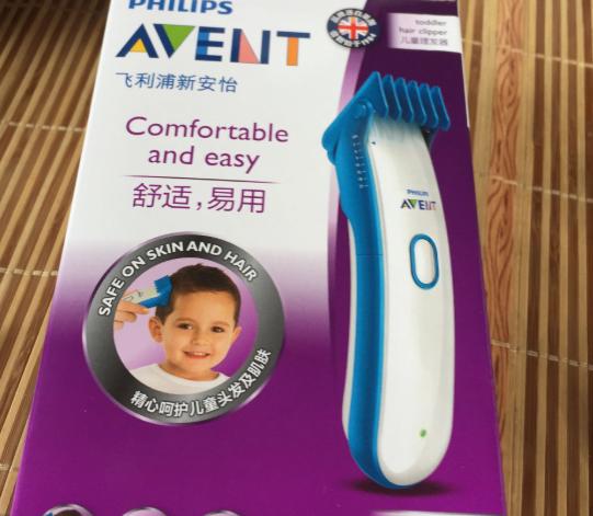 新安怡婴儿理发器好用吗 新安怡婴儿理发器使用测评