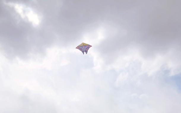 放风筝作文400字 体验放风筝怎么写作文