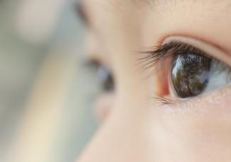 为什么现在孩子眼睛的都很大 孩子眼睛大是什么决定的