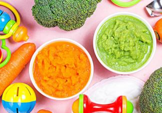 十三个月宝宝吃什么辅食好 13个月宝宝辅食大全