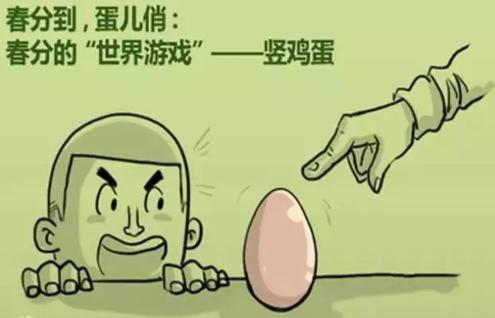 幼儿园大班春分竖蛋活动方案 幼儿园春分竖蛋活动目标