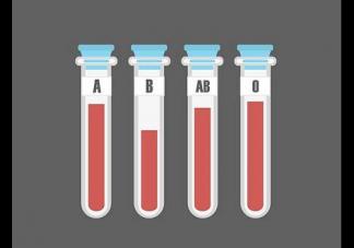 孩子血型性格对照表 四种血型宝宝早教攻略