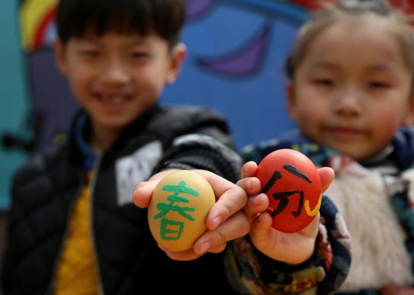 幼儿园春分活动新闻稿 幼儿园春分主题活动开展过程2019