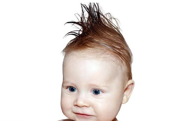 新生儿掉头发正常吗 新生儿有没有必要剃胎毛