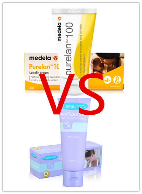 兰思诺乳头膏和美德乐哪个好 兰思诺乳头膏容易过敏吗