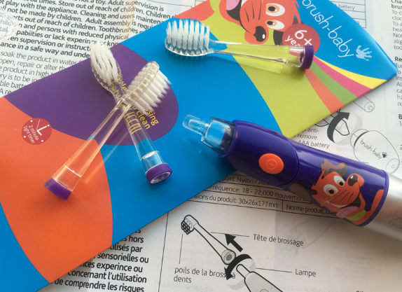 百刷宝贝儿童电动牙刷好用吗 百刷宝贝儿童电动牙刷怎么样