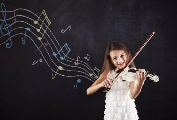 孩子拉小提琴会歪脖子吗 孩子拉小提琴对健康有影响吗