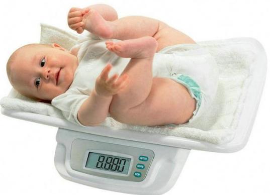 新生儿月子里长多少斤正常 新生儿身高体重标准