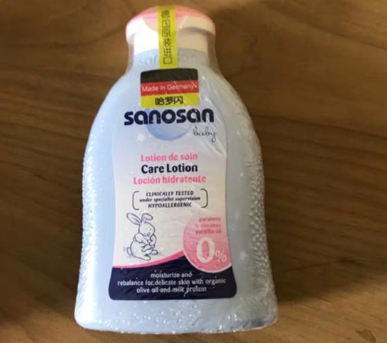 哈罗闪宝宝润肤乳味道怎么样 哈罗闪宝宝润肤乳使用测评