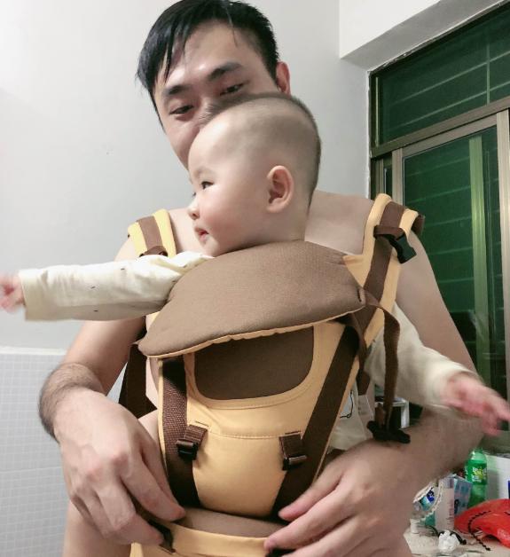 babykly宝宝腰凳怎么样 babykly宝宝背带使用测评
