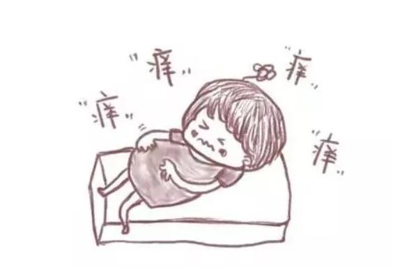 怀孕肚皮瘙痒怎么回事 怀孕中期肚皮瘙痒怎么办