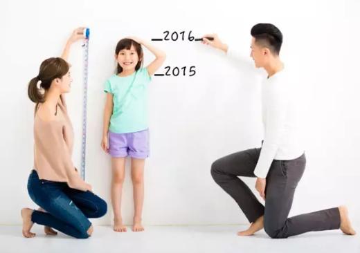孩子身高遗传父母比例 孩子身高遗传爸爸还是妈妈