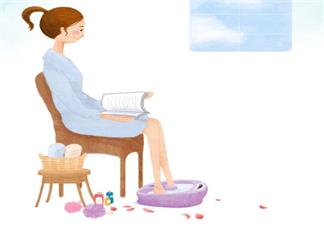 湿疹、咳嗽可以泡脚吗 孩子泡脚会对湿疹、咳嗽有缓解吗