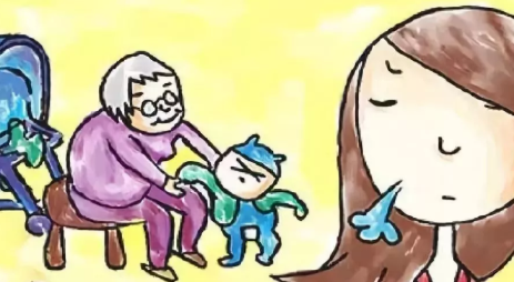 婆婆带孩子的坏处 隔代教育对孩子好不好