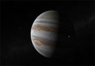 学龄前宝宝睡前故事 木星带我去宇宙