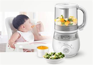 新安怡辅食机怎么料理宝宝辅食 新安怡辅食机试用测评