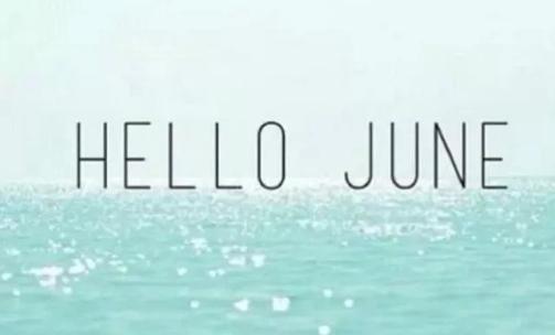 五月再见六月你好说说 五月再见六月你好朋友圈心情句子