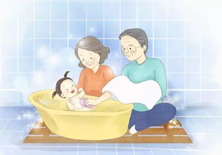 舍不得宝宝给婆婆带说说 把孩子交给婆婆舍不得心情句子