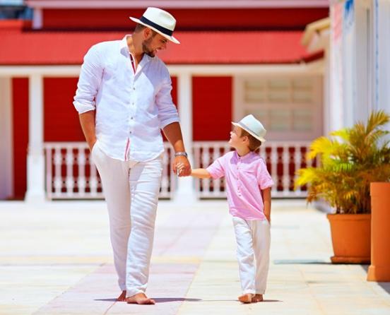 父亲节第一次收到儿子的礼物|父亲节第一次收到礼物心情说说 收到父亲节礼物很感动句子