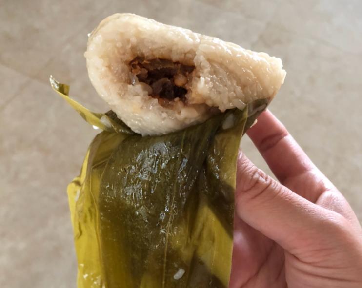 孕妇可以吃粽子吗中期|孕妇可以吃粽子吗 孕妇吃粽子的正确打开方式