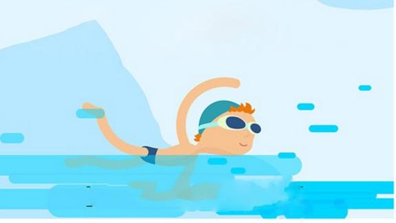 [担心孩子游泳受凉]担心孩子游泳感冒怎么办 怎么避免孩子游泳感冒