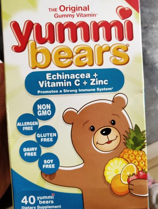 yummi小熊维生素软糖怎么样 yummi小熊维生素软糖使用测评