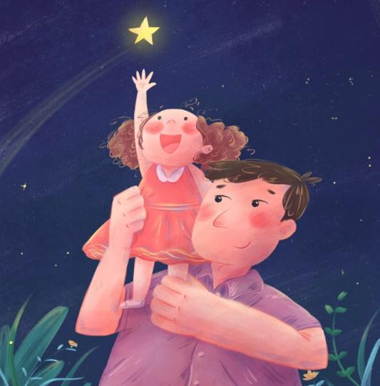 父亲节收到孩子礼物的感言 父亲节收到孩子礼物的心情说说