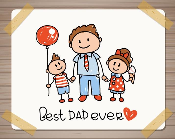 祝福父亲节日快乐说说 关于给父亲节的祝福心情感慨