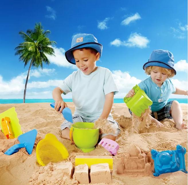 夏天带宝宝去沙滩要注意什么 夏天带宝宝去沙滩怎么防晒