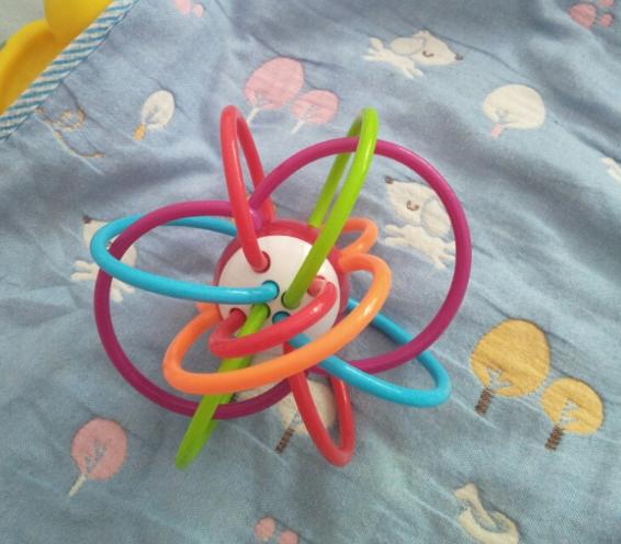 宝宝树专定牙胶手抓球怎么样 宝宝树专定牙胶手抓球试用测评