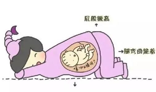 孕晚期34周还能纠正胎位吗 孕晚期纠正胎位运动方法