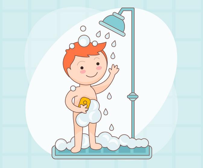 大宝宝不愿意洗澡怎么办 孩子夏天洗澡怎么洗好