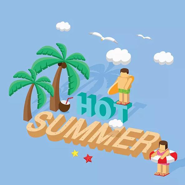 2019小学暑假放假通知模板 小学暑假放假通知安排
