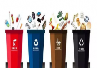 垃圾分类试点46所城市名单 垃圾分类46重点城市有哪些