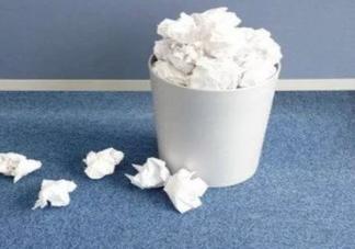 用过的卫生纸属于什么垃圾 用过的卫生纸是湿垃圾吗