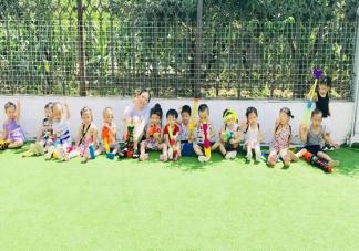 2019大暑活动简讯 幼儿园大暑活动报道